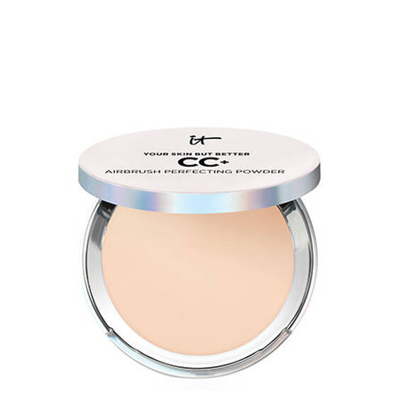Your Skin But Better CC+ Airbrush Perfecting Powder - Light