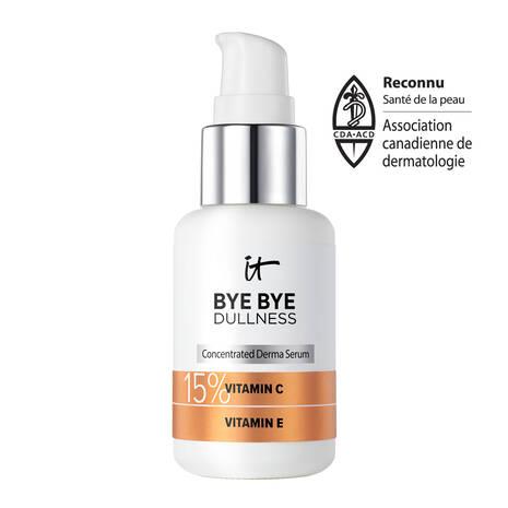 Serum Bye Bye Dullness avec 15% de vitamine C