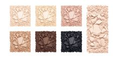 Naturally Pretty Essentials<sup>MC</sup> Mini palette d'ombres à paupières métamorphosantes mates de luxe